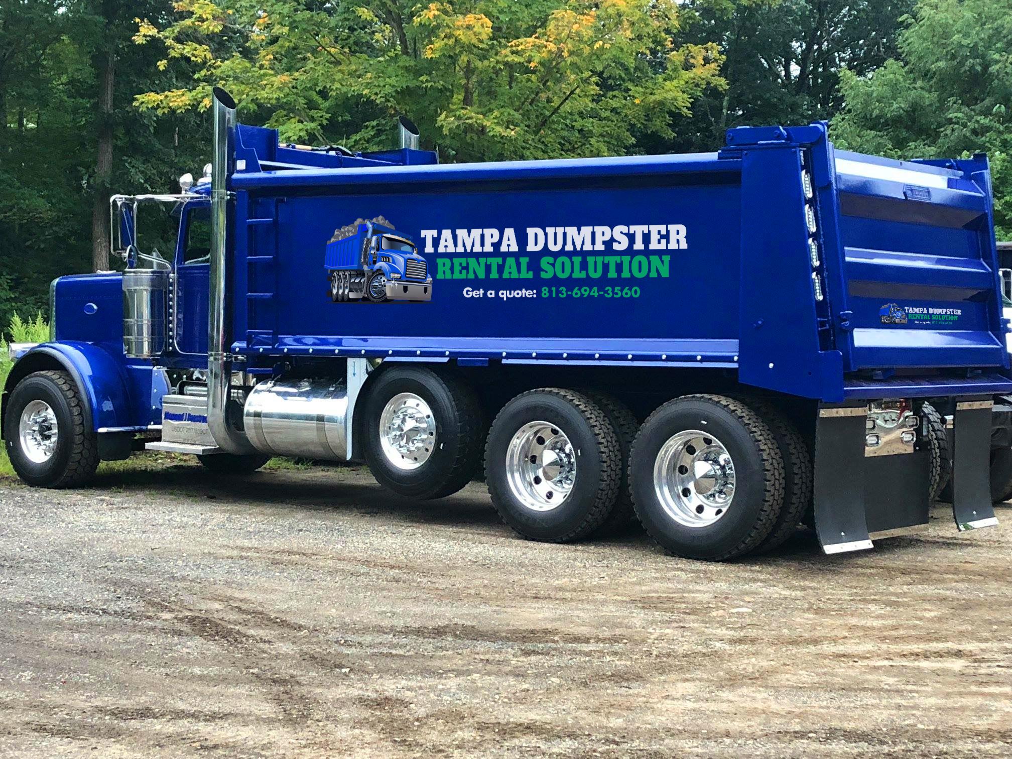 Dumpster rental Tampa